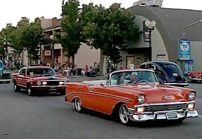 Paso-Robles-Classic-Car-Show-cruise