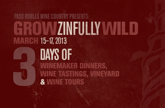 Zinfully wild graphic