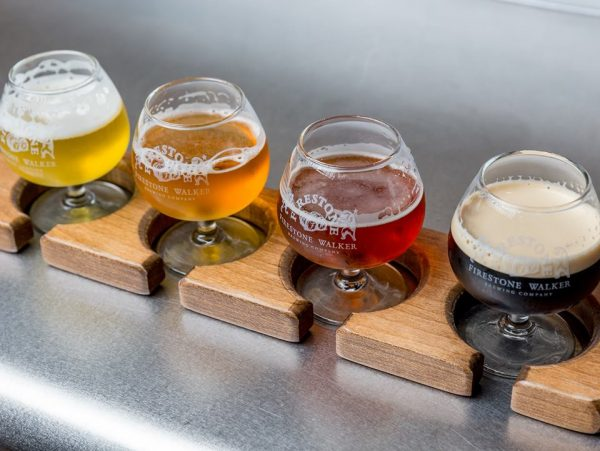 Firestone Walker beer lineup