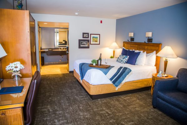 Adelaide Inn Hotels Paso Robles - Accessible Room